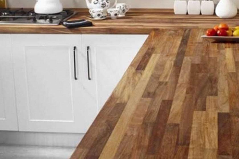 Encimeras de madera Monkey Floor